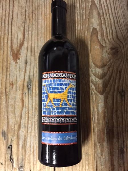 Les marchands restaurant wine merchant didier for Jardin de babylone wine