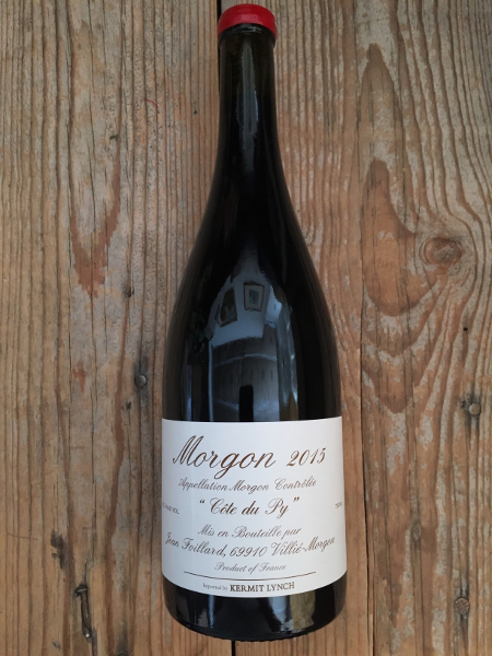 Foillard Morgon Cote du Py 2015  - Les Marchands Wine Bar & Merchant