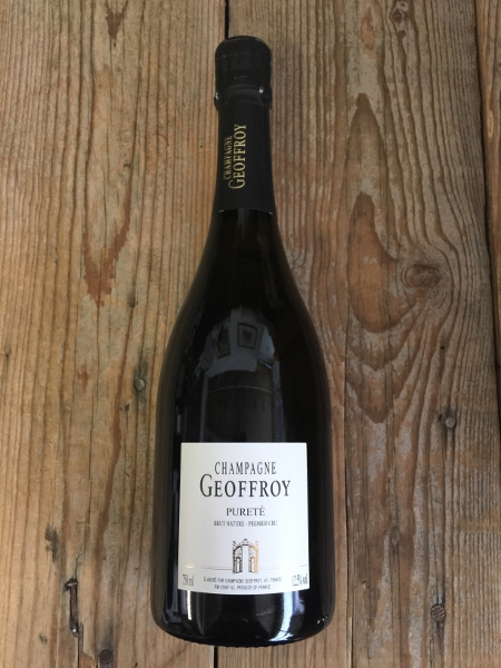 Geoffroy Purete Brut Nature NV  - Les Marchands Wine Bar & Merchant