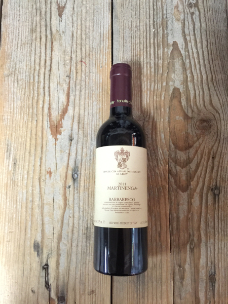 Marchesi di Gresy Barbaresco Martinenga 2011 375ml  - Les Marchands Wine Bar & Merchant