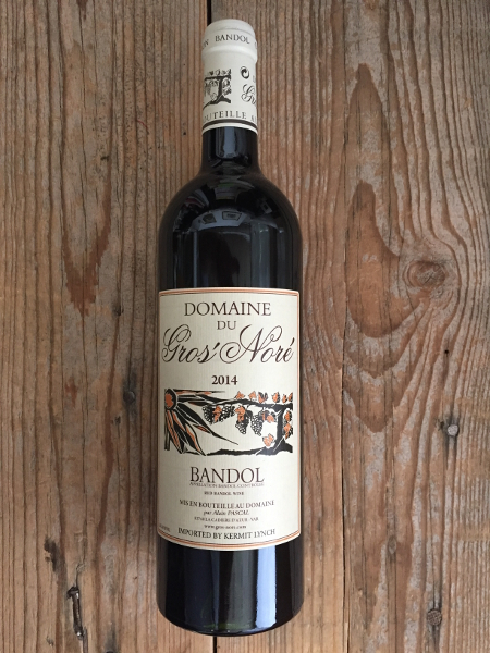 Gros Nore Bandol Rouge 2014  - Les Marchands Wine Bar & Merchant