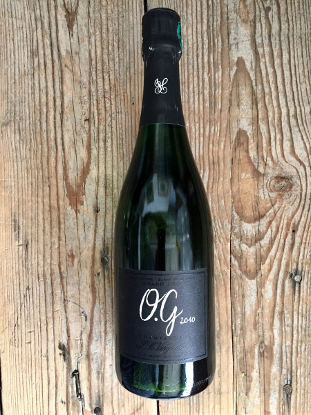 JL Vergnon OG Brut Nature 2010  - Les Marchands Restaurant & Wine Merchant