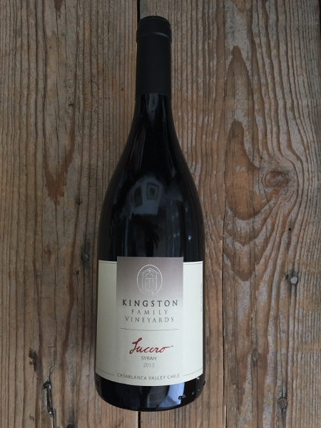 Kingston Family Syrah Lucero 2013  - Les Marchands Wine Bar & Merchant