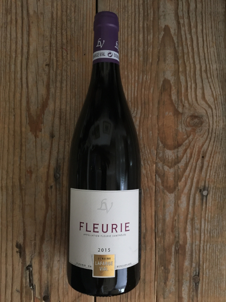 Lafarge Vial Fleurie 2015  - Les Marchands Wine Bar & Merchant