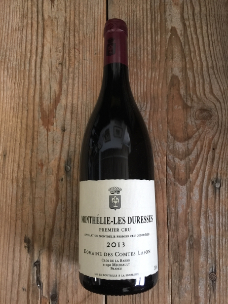 Lafon Monthelie Duresses 2013  - Les Marchands Wine Bar & Merchant