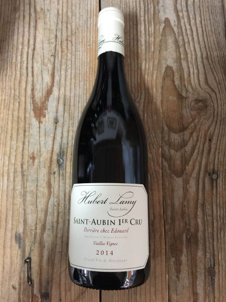 Lamy Saint Aubin Derriere Chez Edouard Rouge 2014  - Les Marchands Wine Bar & Merchant