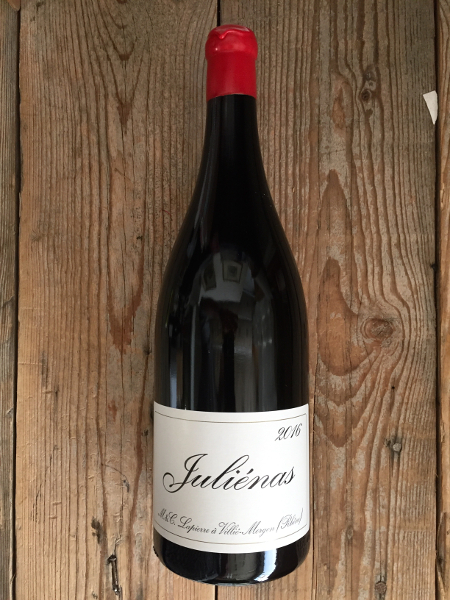 Lapierre Julienas 2016 1.5L  - Les Marchands Wine Bar & Merchant