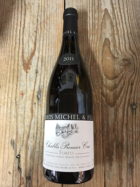 Louis Michel Chablis Forets 2015  - Les Marchands Restaurant & Wine Merchant
