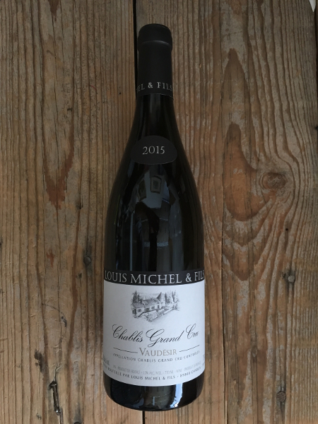 Louis Michel Chablis Vaudesir 2015  - Les Marchands Wine Bar & Merchant