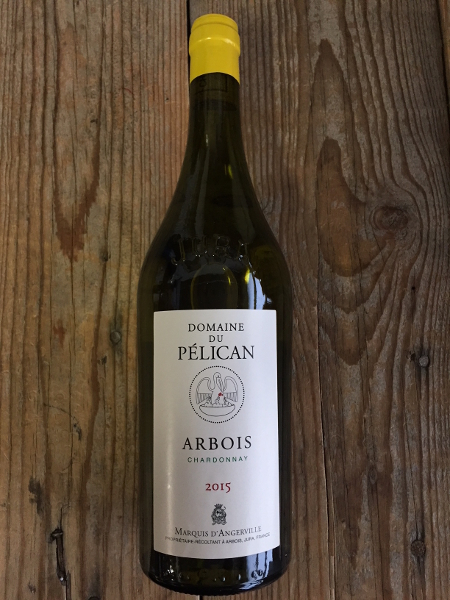 Pelican Chardonnay 2015  - Les Marchands Wine Bar & Merchant