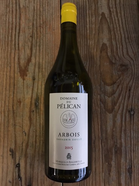 Pelican Savagnin Ouille 2015  - Les Marchands Wine Bar & Merchant