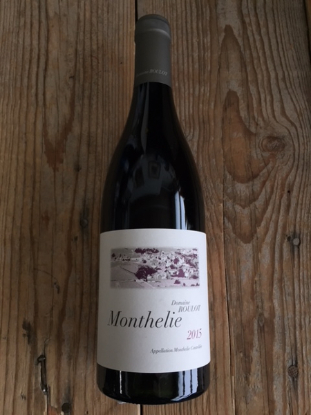 Roulot Monthelie Rouge 2015  - Les Marchands Wine Bar & Merchant