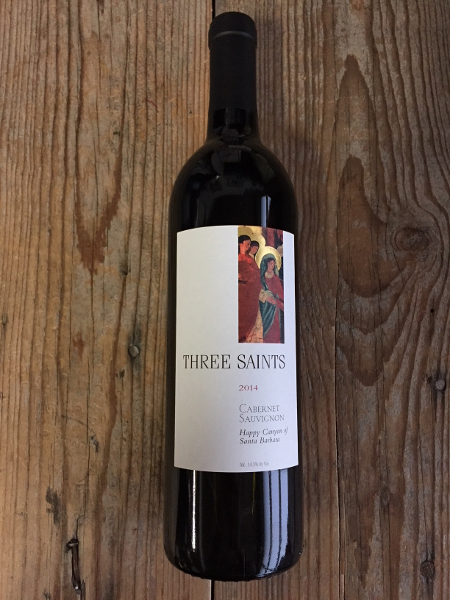 Star Lane Cabernet Sauvignon Three Saints 2014  - Les Marchands Wine Bar & Merchant