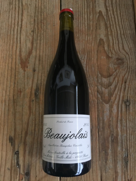Yvon Metras Beaujolais 2014  - Les Marchands Wine Bar & Merchant