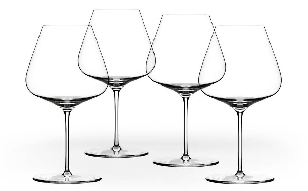 Zalto Stemware - Burgundy 6 pack DenkArt - Glasperfektion - Les Marchands Wine Bar & Merchant