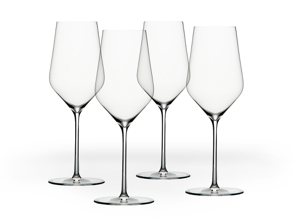 Zalto Stemware - White 6 pack DenkArt - Glasperfektion - Les Marchands Wine Bar & Merchant