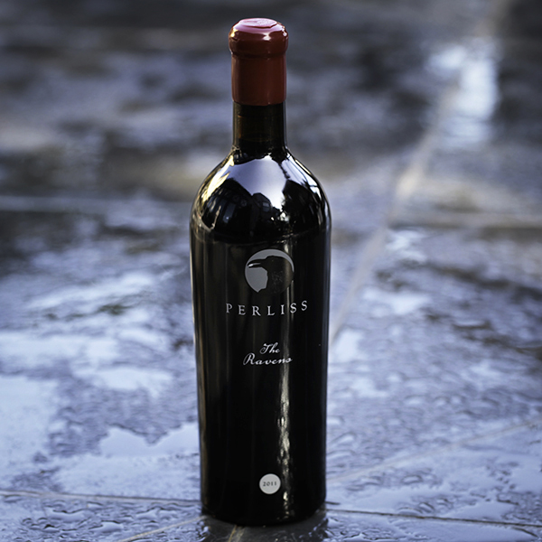 2012 Perliss The Ravens (750 - three bottle set)  - Perliss Estate Vineyards