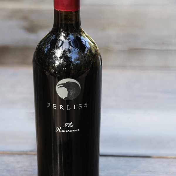 2013 Perliss The Ravens (750ml - 3 bottle set)  - Perliss Estate Vineyards