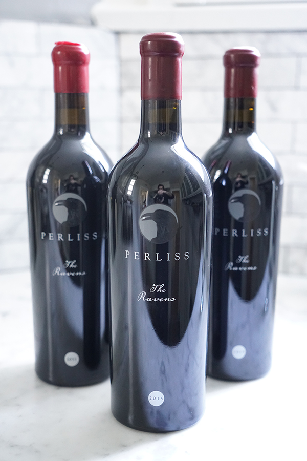 THE RAVENS VERTICAL 2012, 2013, 2014 SET 3 Pack - Perliss Estate Vineyards