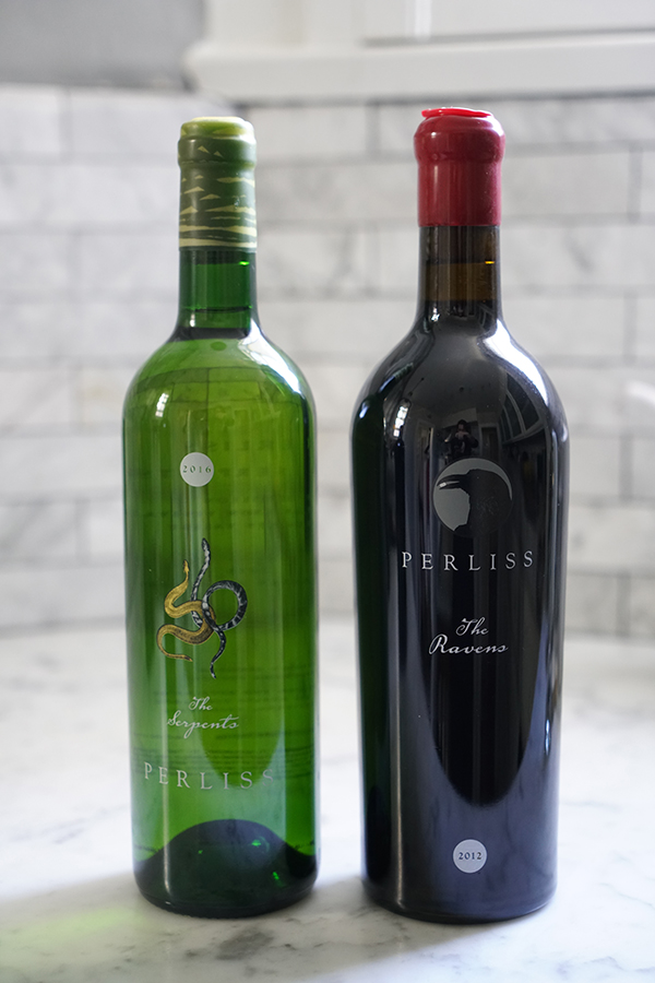 THE SERPENTS 2016 & THE RAVENS 2012 SET 2 Pack - Perliss Estate Vineyards