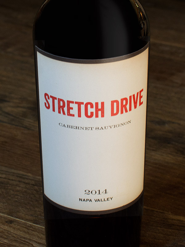 2014 Stretch Drive Napa Valley Cabernet Sauvignon - Post Parade Wines