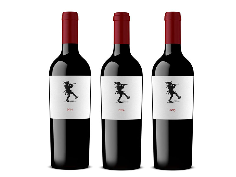 2014 & 2015 Roy Piper Cabernet Sauvignon 750mL 3-Pack  - Roy Piper Wines