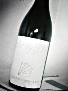 2011 the sylphs Magnum guman vineyards - the scholium project