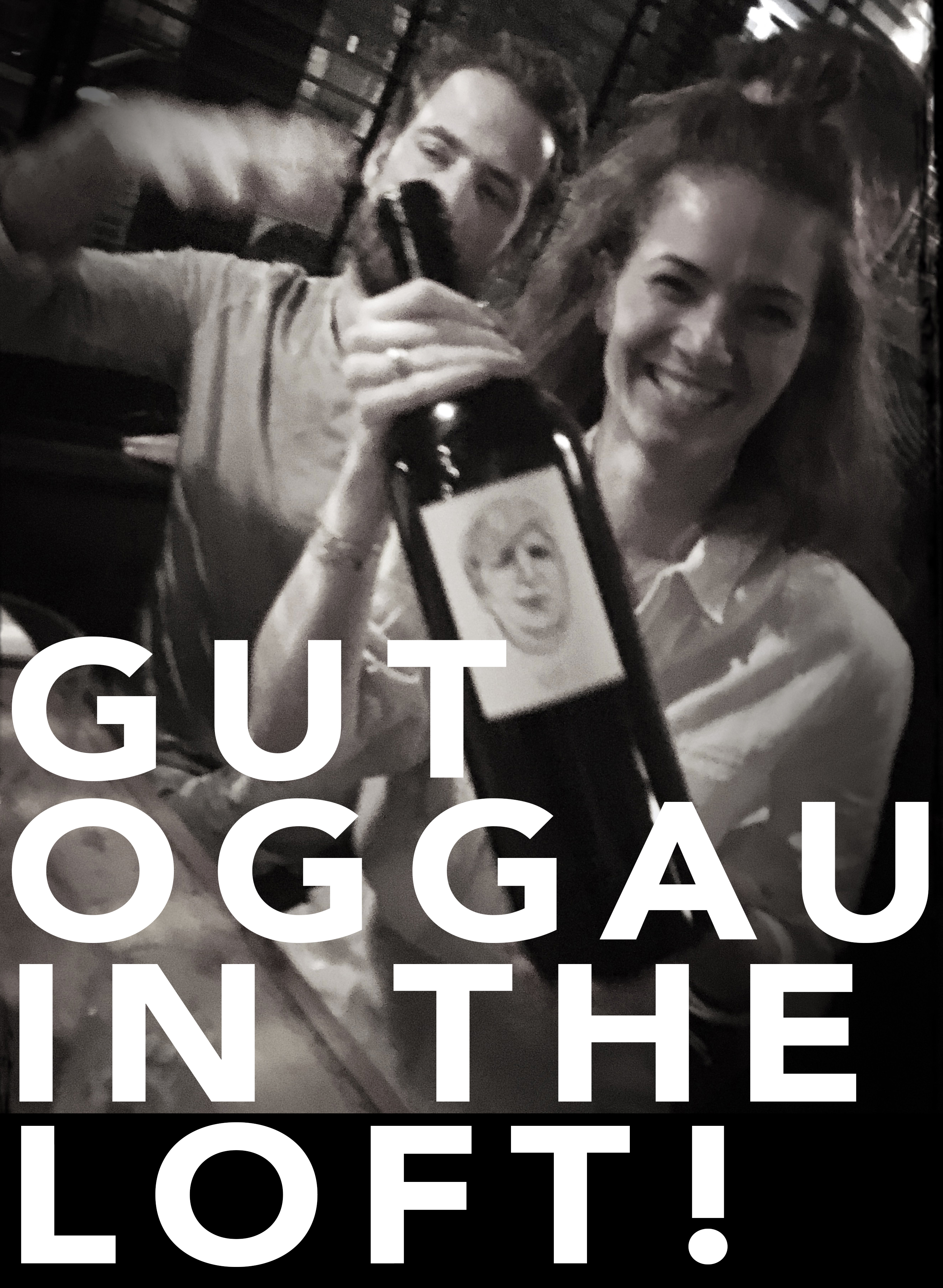 Gut Oggau and Scholium! An intimate tasting. November 4 at 5 pm at the loft - the scholium project