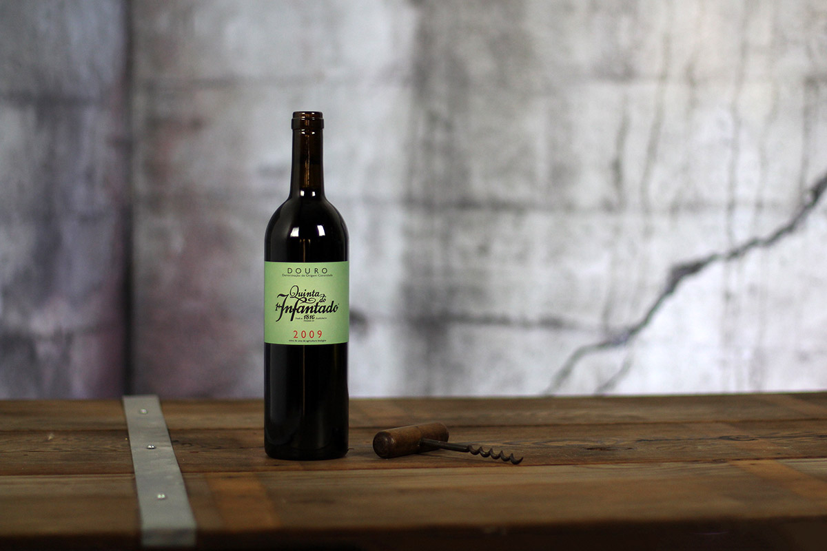 SommSelect: Quinta do Infantado, Green Label, Douro DOC Douro Valley, Portugal 2009 - SommSelect