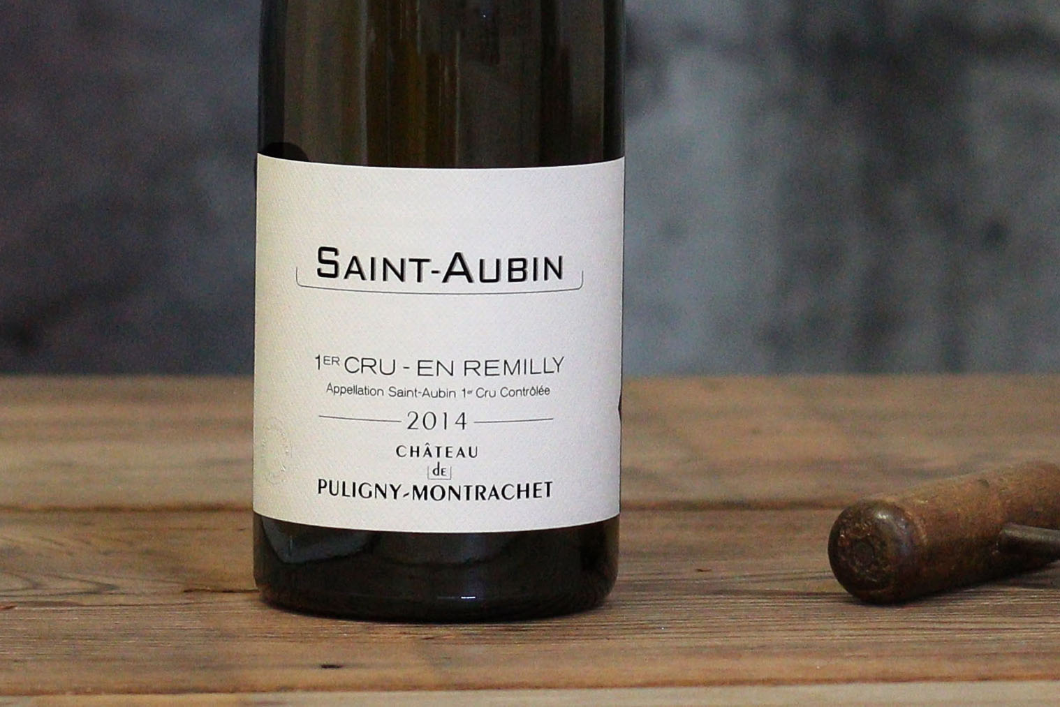 "SommSelect: Château de Puligny-Montrachet, Saint-Aubin ""En Remilly"" Côte de Beaune, Burgundy, France 2014 - SommSelect"