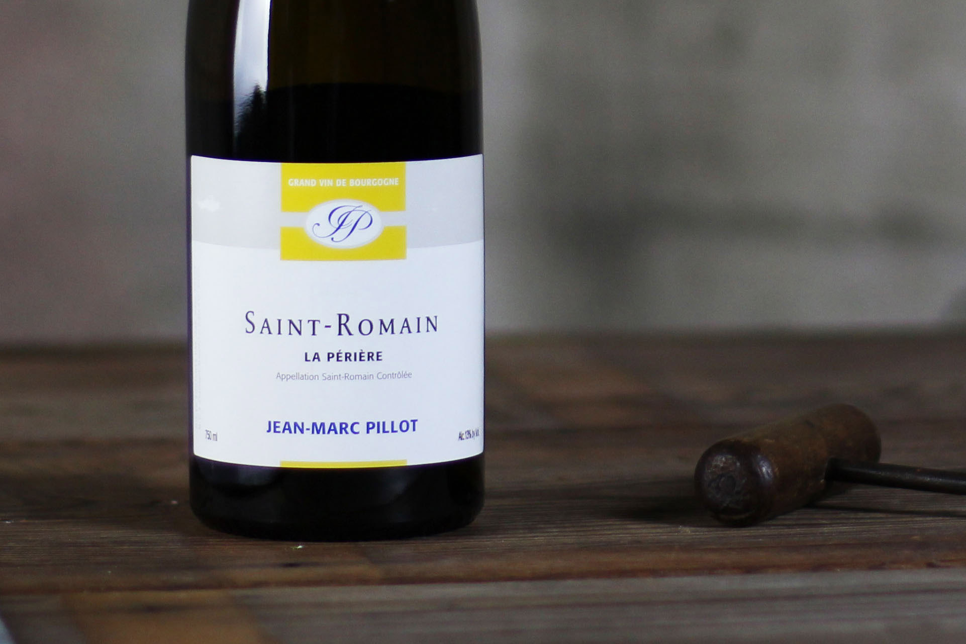 "SommSelect: Domaine Jean-Marc Pillot, Saint-Romain, ""La Périère"" Côte de Beaune, Burgundy, France 2014 - SommSelect"