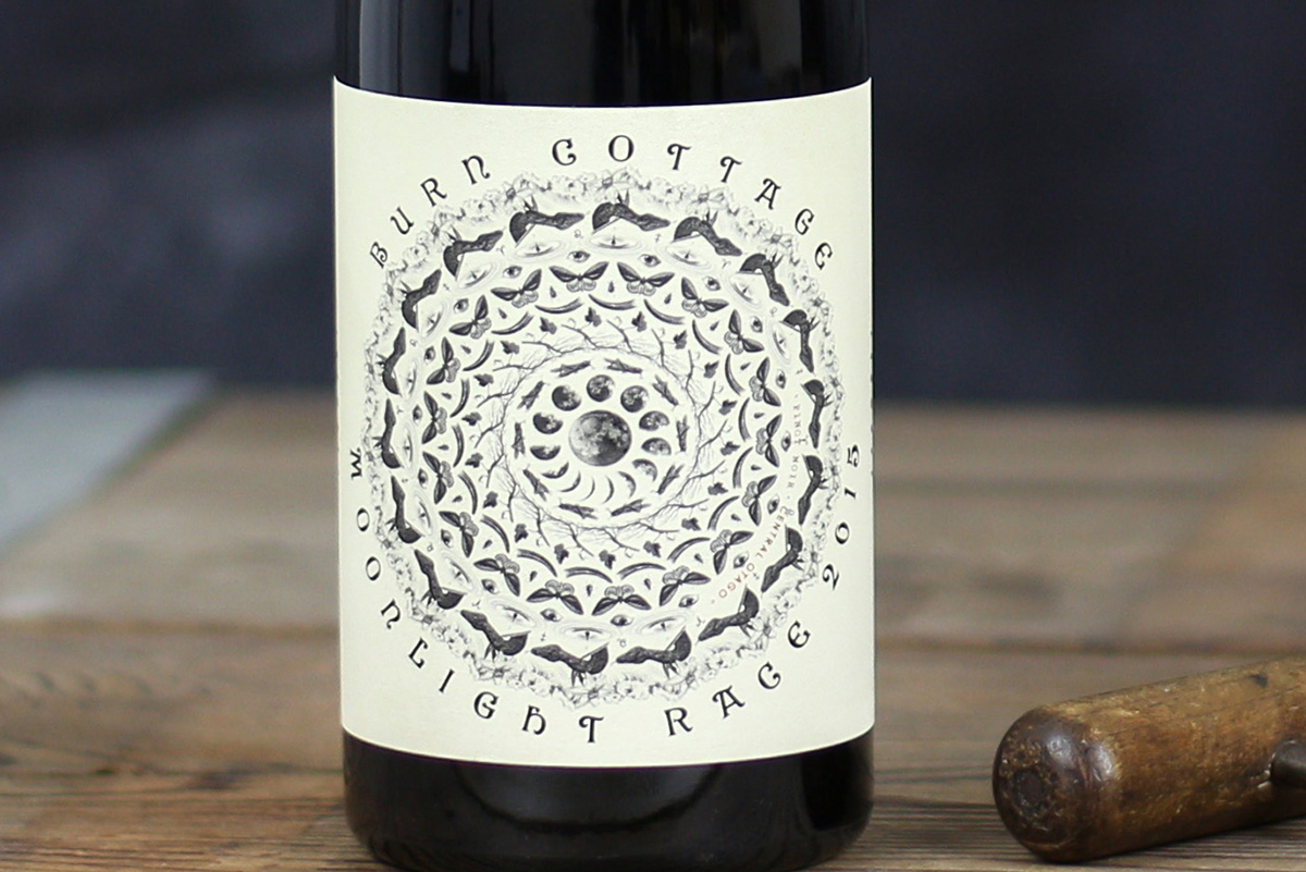 "SommSelect: Burn Cottage, Pinot Noir, ""Moonlight Race""  Central Otago, New Zealand 2015 - SommSelect"