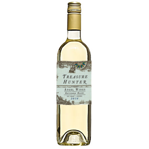 Angel Wings 2013 Sauvignon Blanc - Dry Creek, Sonoma - The Authentic 3 Finger Wine Company