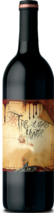 Treasure Hunter Caitlin's Cuvee 2010 Proprietary Red Blend - The Authentic 3 Finger Wine Company