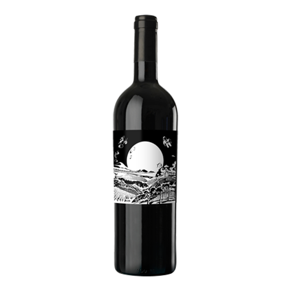 Moon Duck  2012 GSM Rhone Blend - Paso Robles - The Authentic 3 Finger Wine Company