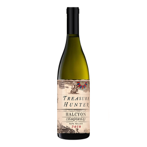 Halcyon 2019 Napa Valley Chardonnay - The Authentic 3 Finger Wine Company