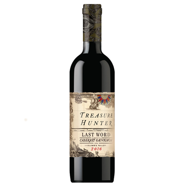 Last Word - SPECIAL PRICING! 2016 Columbia Valley Cab - The Authentic 3 Finger Wine Company