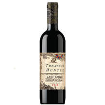 Treasure Hunter Last Word Cab Full Case is 40% off!! - The Authentic 3 Finger Wine Company