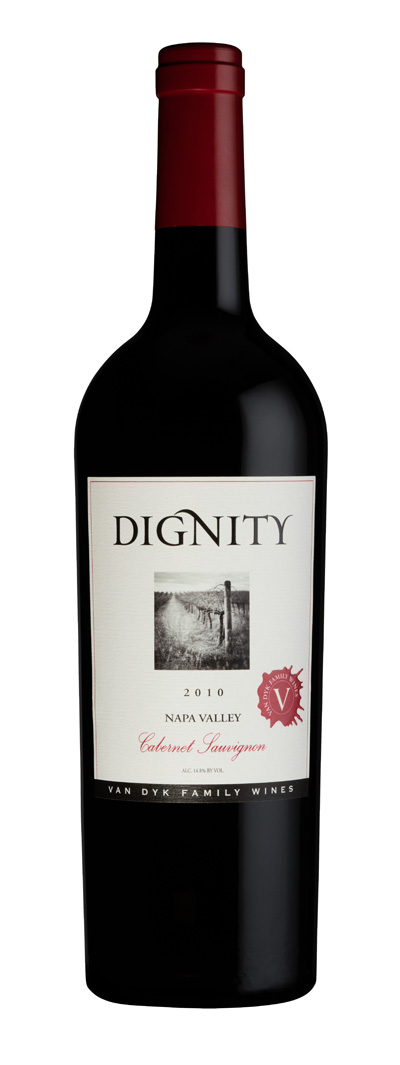 2010 Van Dyk Family Wines Dignity Cabernet Sauvignon Napa Valley 750ml - Van Dyk Family Wines
