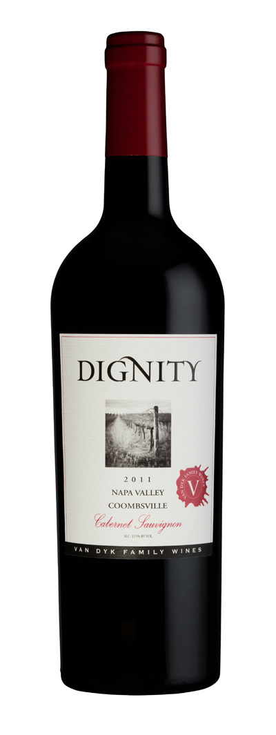 2011 Van Dyk Family Wines Dignity Cabernet Sauvignon Coombsville 375ml - Van Dyk Family Wines