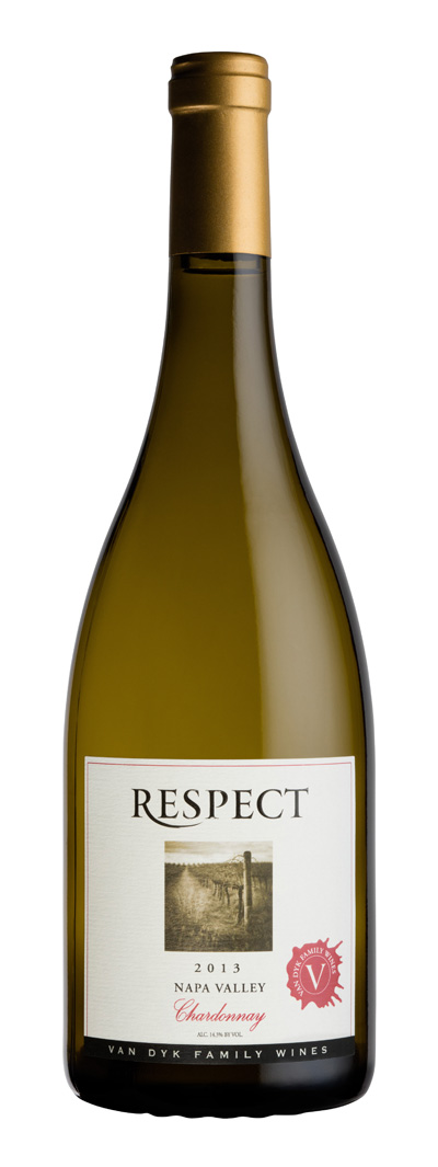 2013 Van Dyk Family Wines Respect Chardonnay Napa Valley 375ml - Van Dyk Family Wines