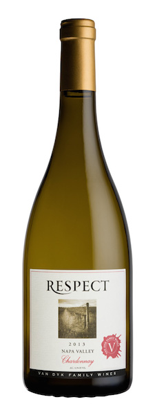 2013 Van Dyk Family Wines Respect Chardonnay Napa Valley 750ml - Van Dyk Family Wines
