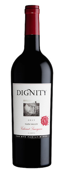 2013 Van Dyk Family Wines Dignity Cabernet Sauvignon  Atlas Peak 375ml - Van Dyk Family Wines