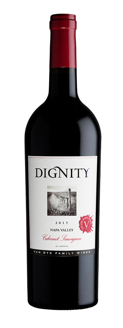 2013 Van Dyk Family Wines Dignity Cabernet Sauvignon Atlas Peak 750ml  - Van Dyk Family Wines