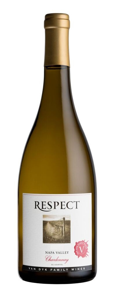 2016 Van Dyk Family Wines  Respect Chardonnay (750) - Van Dyk Family Wines