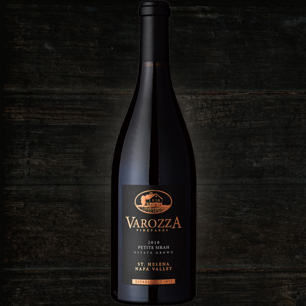 2010 Petite Sirah  - Varozza Vineyards
