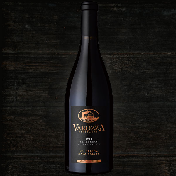 2011 Petite Sirah  - Varozza Vineyards
