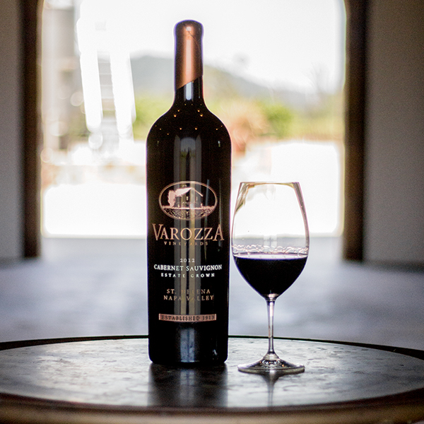 2012 CABERNET SAUVIGNON 1.5  - Varozza Vineyards