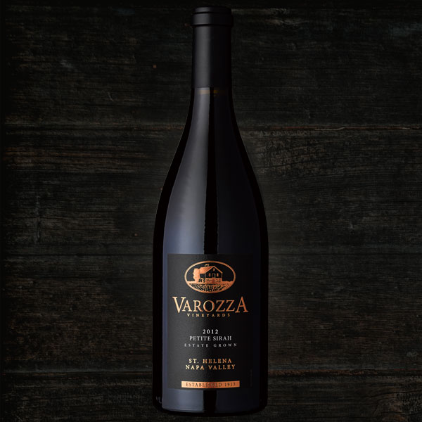 2012 Petite Sirah  - Varozza Vineyards