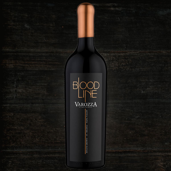2013 BLOODLINE Proprietary Red Blend 100th Harvest - Varozza Vineyards